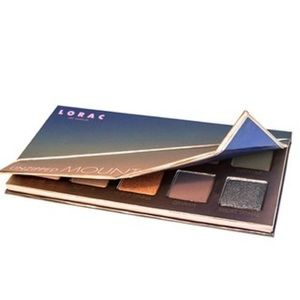 NEW Lorac Unzipped Desert Sunset Eyeshadow Palette